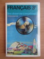 Andre Lagarde - Francais 3e