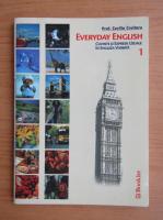 Cecilia Croitoru - Everyday english (volumul 1)