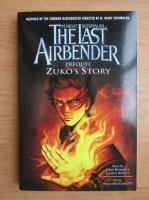 Anticariat: Dave Roman - The last airbender. Prequel. Zuko's story