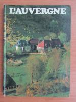 Anticariat: Francois Graveline - L'Auvergne