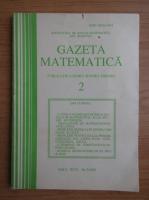 Gazeta Matematica, anul XCVI, nr. 2, 1991