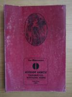 Anticariat: Ion Margineanu - Avram Iancu. Tulburator, navralnic nume