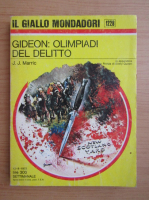 Anticariat: J. J. Marric - Gideon, le olimpiadi del delitto