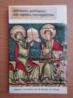 Martin Blindheim - Peintures romanes des eglises norvegiennes