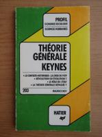 Anticariat: Maurice Roy - Theorie generale. Keynes