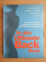 Mosaraf Ali - Dr Ali's ultimate back book