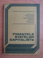 Anticariat: Nicolae Glaja - Finantele statelor capitaliste
