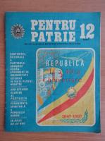 Anticariat: Revista Pentru Patrie, nr. 12, 1987