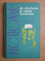 S. Herisan - Dictionar de aforisme si citate medicale