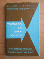Anticariat: Towards an open society