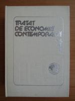 Anticariat: Tratat de economie contemporana (volumul 1)