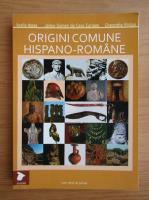 Vasile Moga - Origini comune hispano-romane