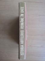 Anticariat: Victor Stanculescu - Istoria artileriei romane in date