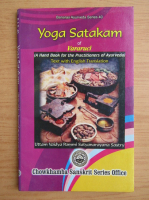 Anticariat: Yoga Satakam of Vararuci