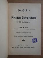Anticariat: Abbe A. Leroy - Geschichte der Kleinen Schwestern der Armen (1909)