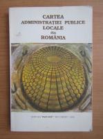 Cartea administratiei publice locale din Romania