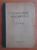 Anticariat: E. Repciuc - Anatomie descriptiva (volumul 1)