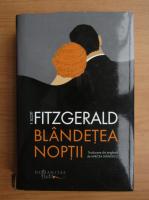 Anticariat: Francis Scott Fitzgerald - Blandetea noptii