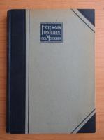 Anticariat: Fritz Kahn - Das Leben des Menschen (volumul 1, 1923)