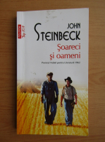 Anticariat: John Steinbeck - Soareci si oameni (Top 10+)