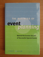 Judy Allen - The business of event planning