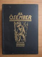Anticariat: Lambrecht Kalman - Az osember (volumul 1, 1926)