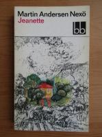 Anticariat: Martin Andersen Nexo - Jeanette