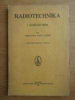 Anticariat: Radiotechnika (1924)