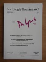 Sociologie Romaneasca, volumul III, nr. 4, iarna 2005