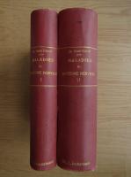 Anticariat: A. Gilbert - Bibliotheque du doctorat en medecine (partea I si a II-a, 1932)