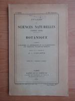 Anticariat: Annales des sciences naturelles, volumul 14. Botanique (1932)