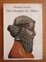 Burchard Brentjes - Von Schanidar bis Akkad