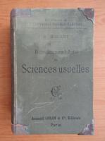Anticariat: E. Bouant - Dictionnaire-manuel-illustre des sciences usuelles (1894)