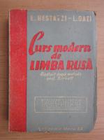 Edvige Bestazzi - Curs modern de limba rusa (1945)