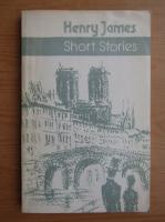 Anticariat: Henry James - Short stories