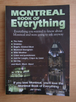 Anticariat: Jim Hynes - Montreal. Book of everything