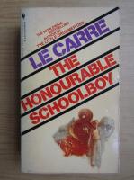 Anticariat: John Le Carre - The honourable schoolboy