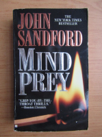 Anticariat: John Sandford - Mind prey