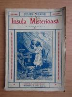 Anticariat: Jules Verne - Insula Misterioasa, volumul 2. Parasitul (1930)