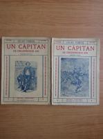 Jules Verne - Un capitan de cincisprezece ani (2 volume, 1940)