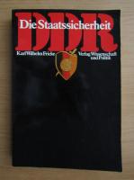 Anticariat: Karl Wilhelm Fricke - Die DDR Staatssicherheit