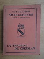 La tragedie de Coriolan (1934)