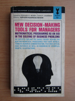 Anticariat: New decision-making tools for managers