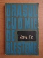 Anticariat: Nicolae Tic - Orasul cu o mie de blesteme