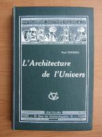 Paul Couderc - L'architecture de l'univers (1930)