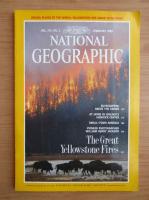 Revista National Geographic, vol. 175, nr. 2, august 1988