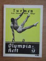 Anticariat: Revista Olympia heft, nr. 17, 1936