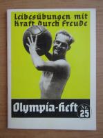 Anticariat: Revista Olympia heft, nr. 25, 1936