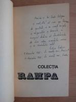 Anticariat: Rodica Padina - Zborul. Vila cu iluzii (cu autograful autorului)