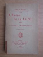 Th. Moreux - L'etude de la Lune (1922)